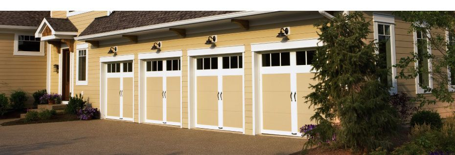 Thermocraft Garage doors and designs